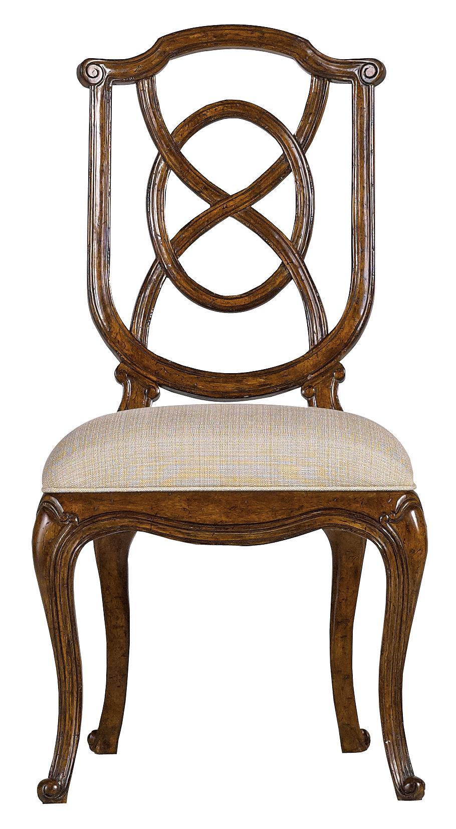 Stanley Furniture Arrondissement Tuileries Side Chair - Item Number: 222-11-60