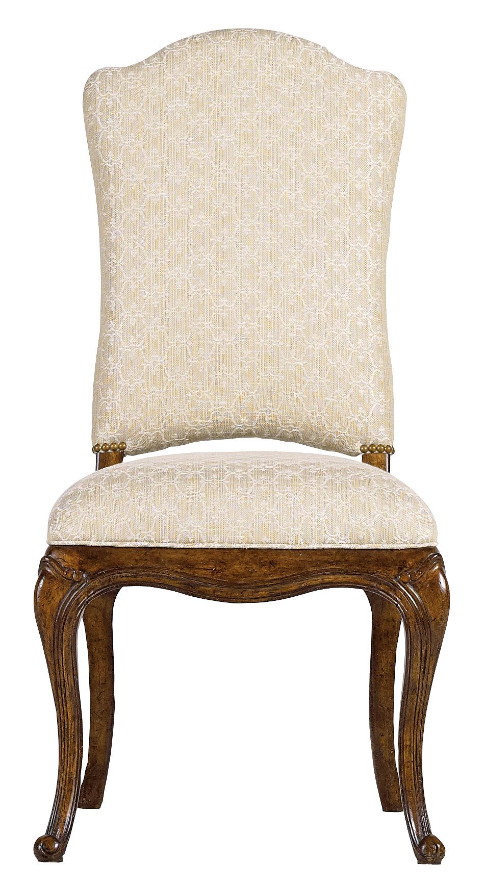 Stanley Furniture Arrondissement Volute Side Chair - Item Number: 222-11-65