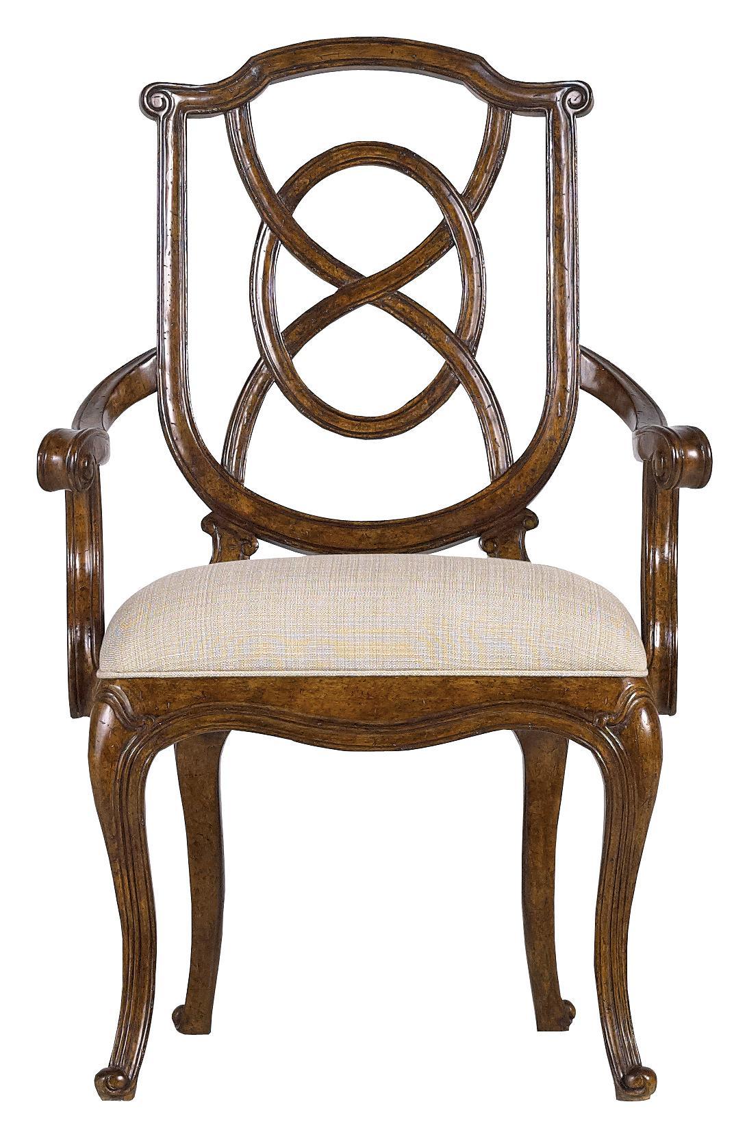 Stanley Furniture Arrondissement Tuileries Arm Chair - Item Number: 222-11-70