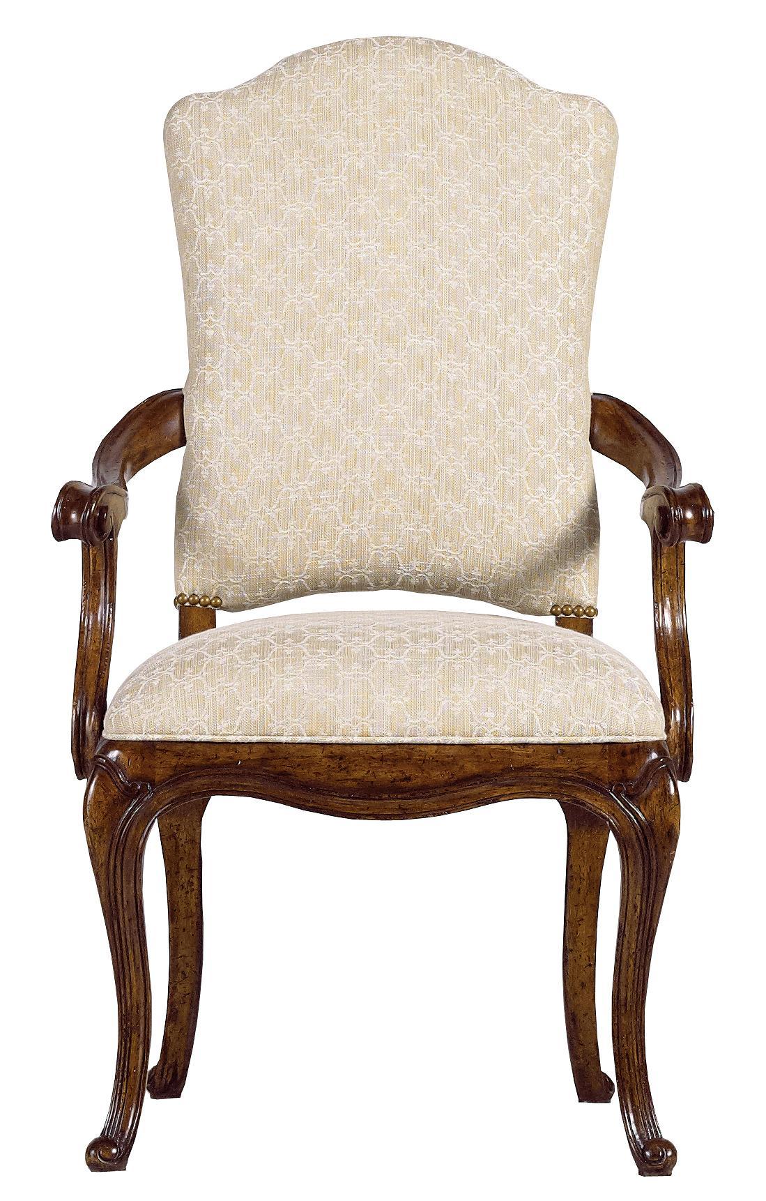 Stanley Furniture Arrondissement Volute Arm Chair - Item Number: 222-11-75