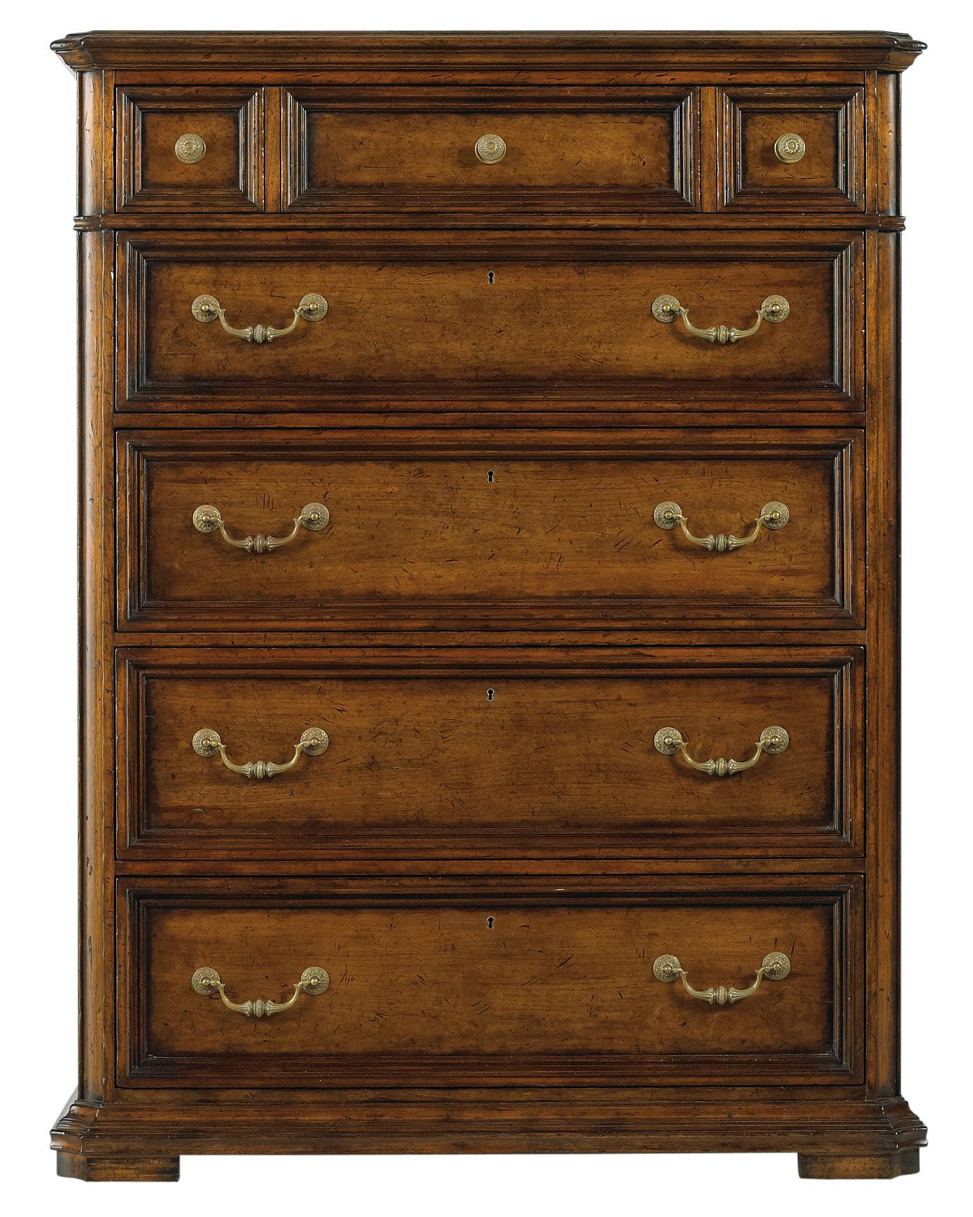 Stanley Furniture Arrondissement Grand Rue Drawer Chest - Item Number: 222-13-10