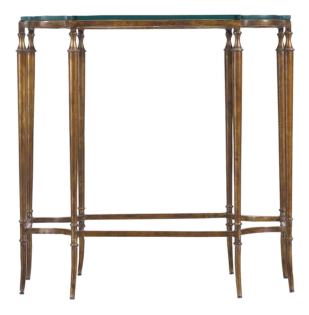Stanley Furniture Arrondissement Soirée Side Table - Item Number: 222-15-08