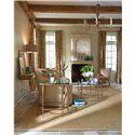 Stanley Furniture Arrondissement Solid Brass Soirée Side Table