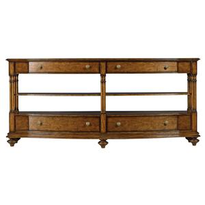 Stanley Furniture Arrondissement Rond Media Console