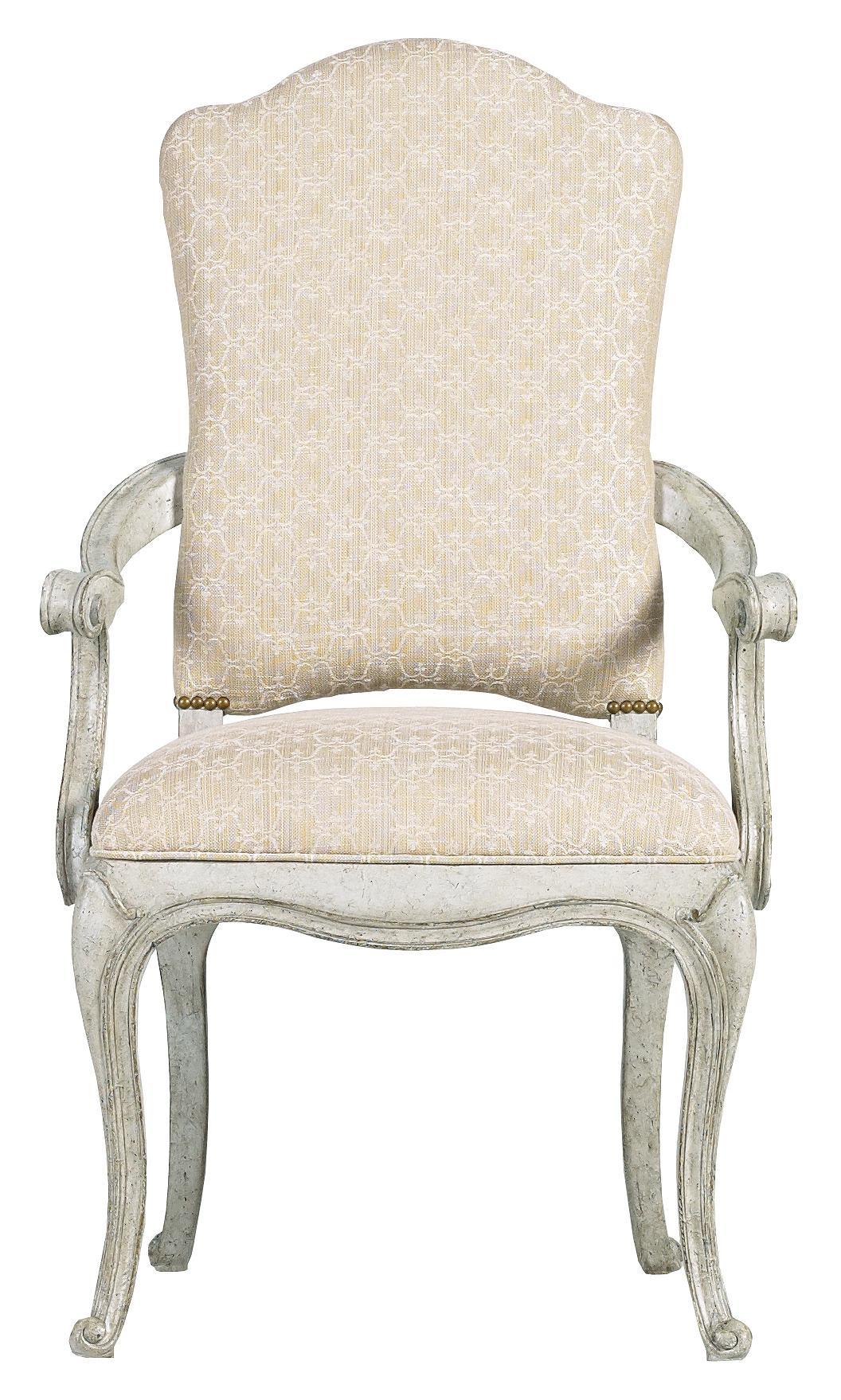 Stanley Furniture Arrondissement Volute Arm Chair - Item Number: 222-21-75
