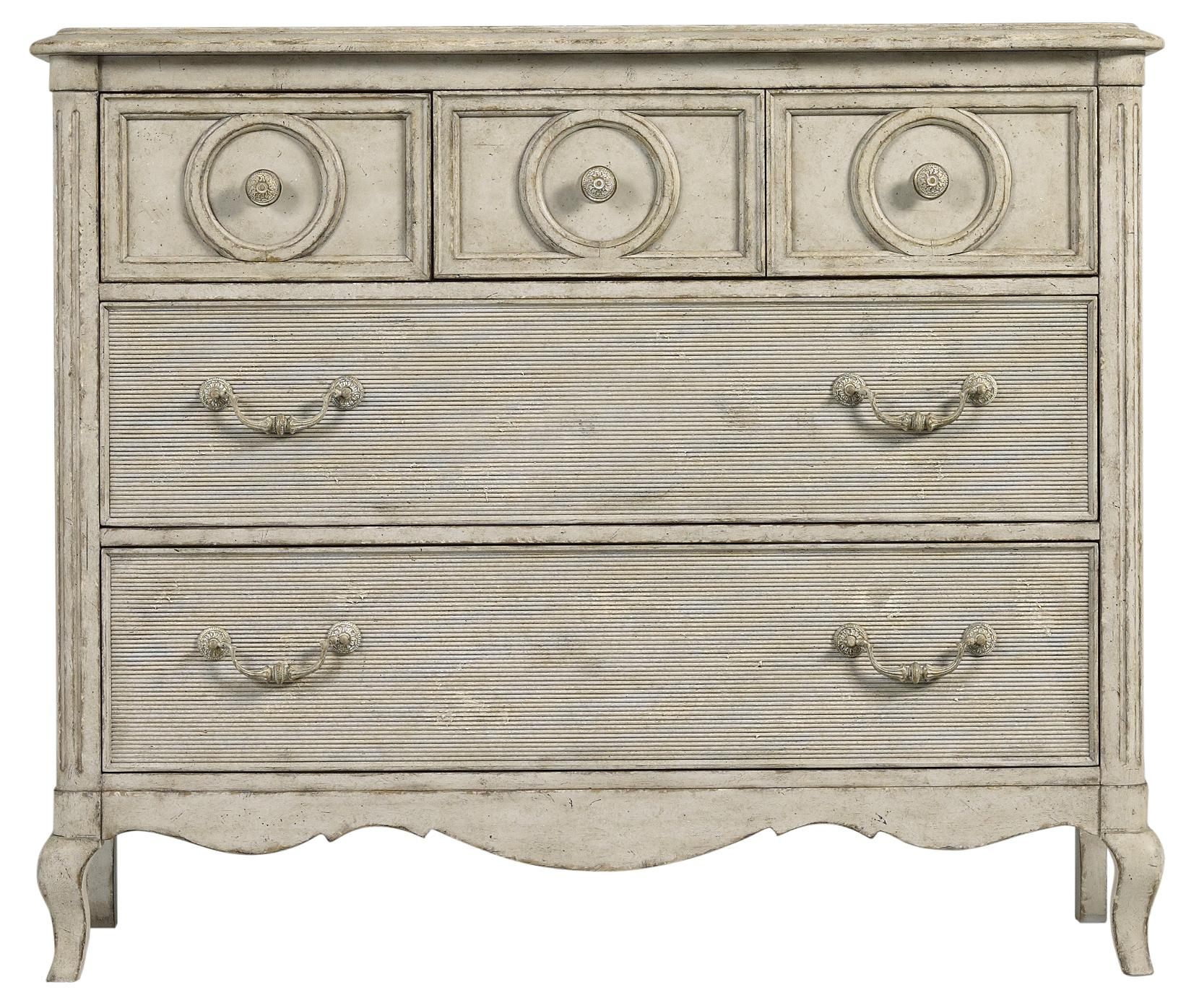 Stanley Furniture Arrondissement Rond Media Chest - Item Number: 222-25-11