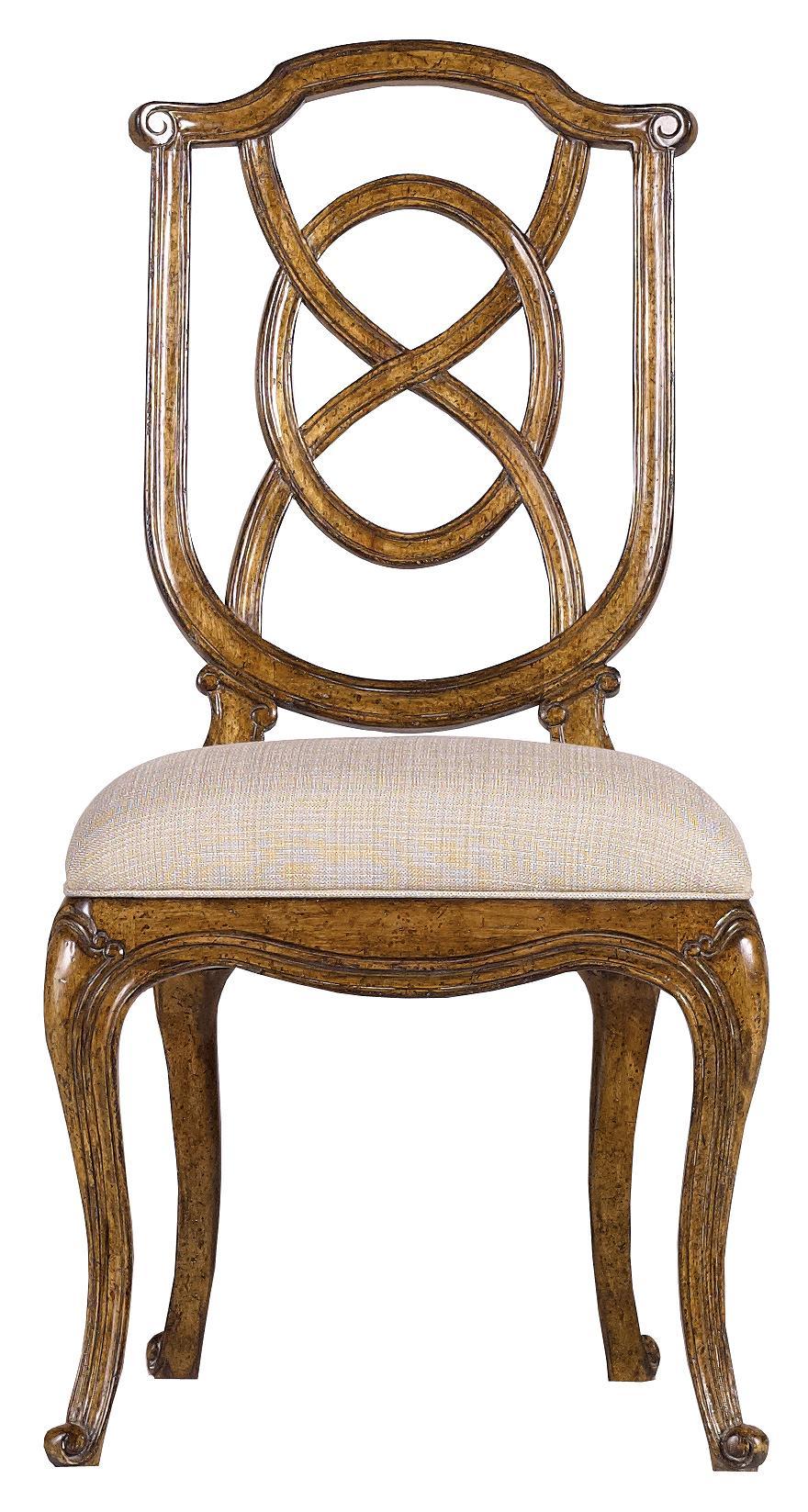 Stanley Furniture Arrondissement Tuileries Side Chair - Item Number: 222-61-60