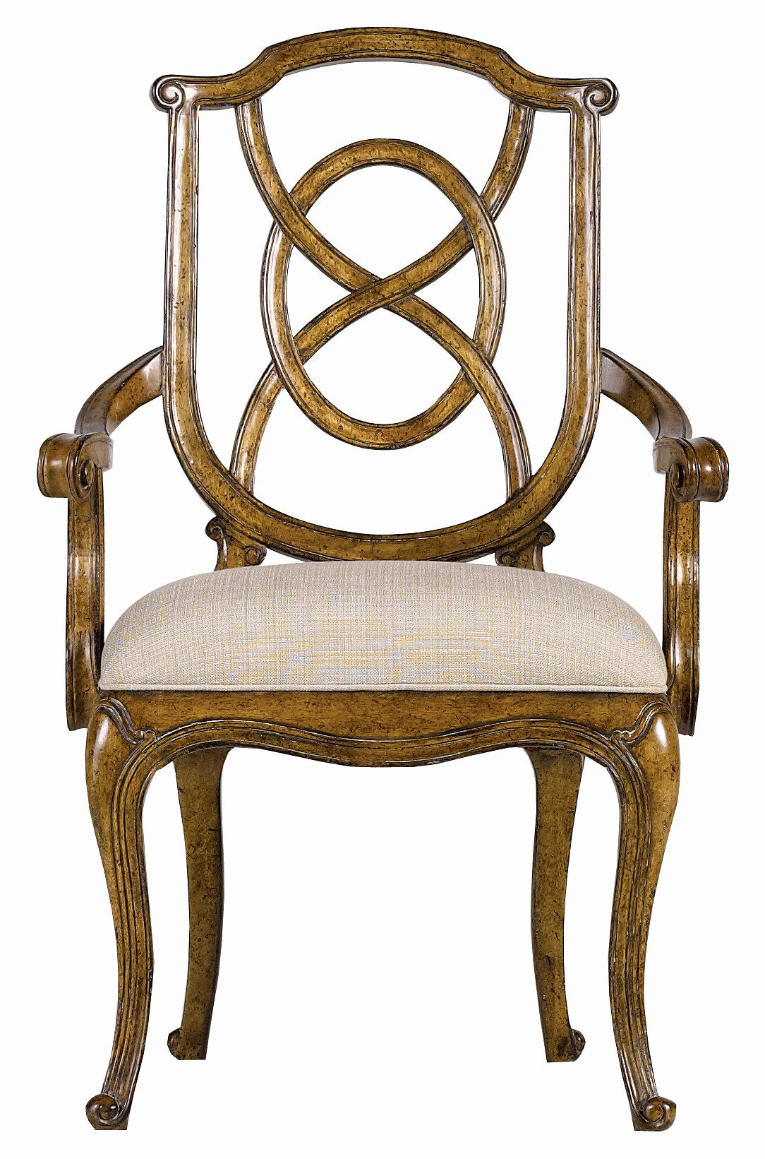Stanley Furniture Arrondissement Tuileries Arm Chair - Item Number: 222-61-70