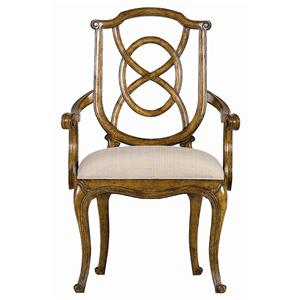 Stanley Furniture Arrondissement Tuileries Arm Chair