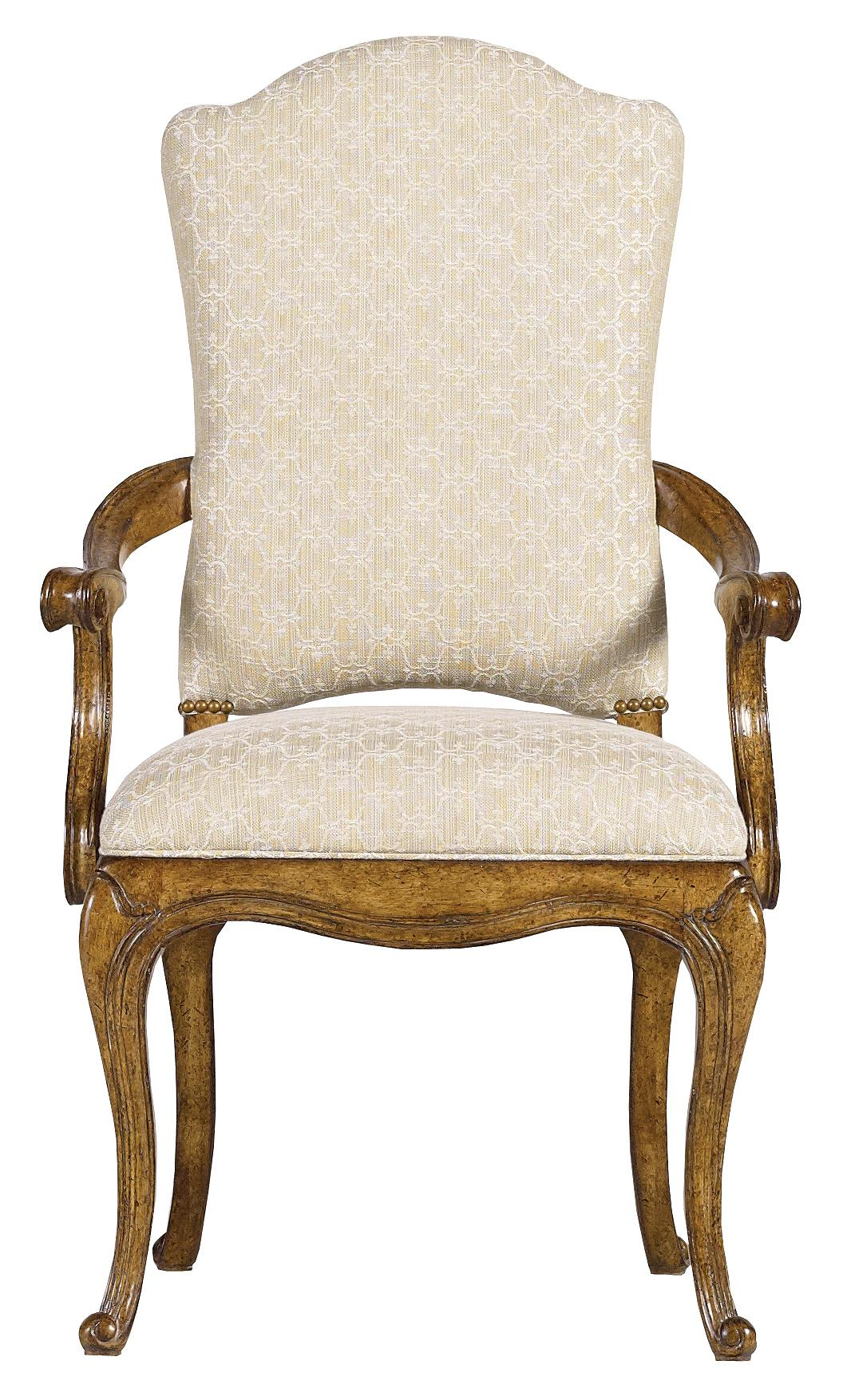 Stanley Furniture Arrondissement Volute Arm Chair - Item Number: 222-61-75
