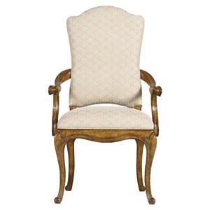 Stanley Furniture Arrondissement Volute Arm Chair