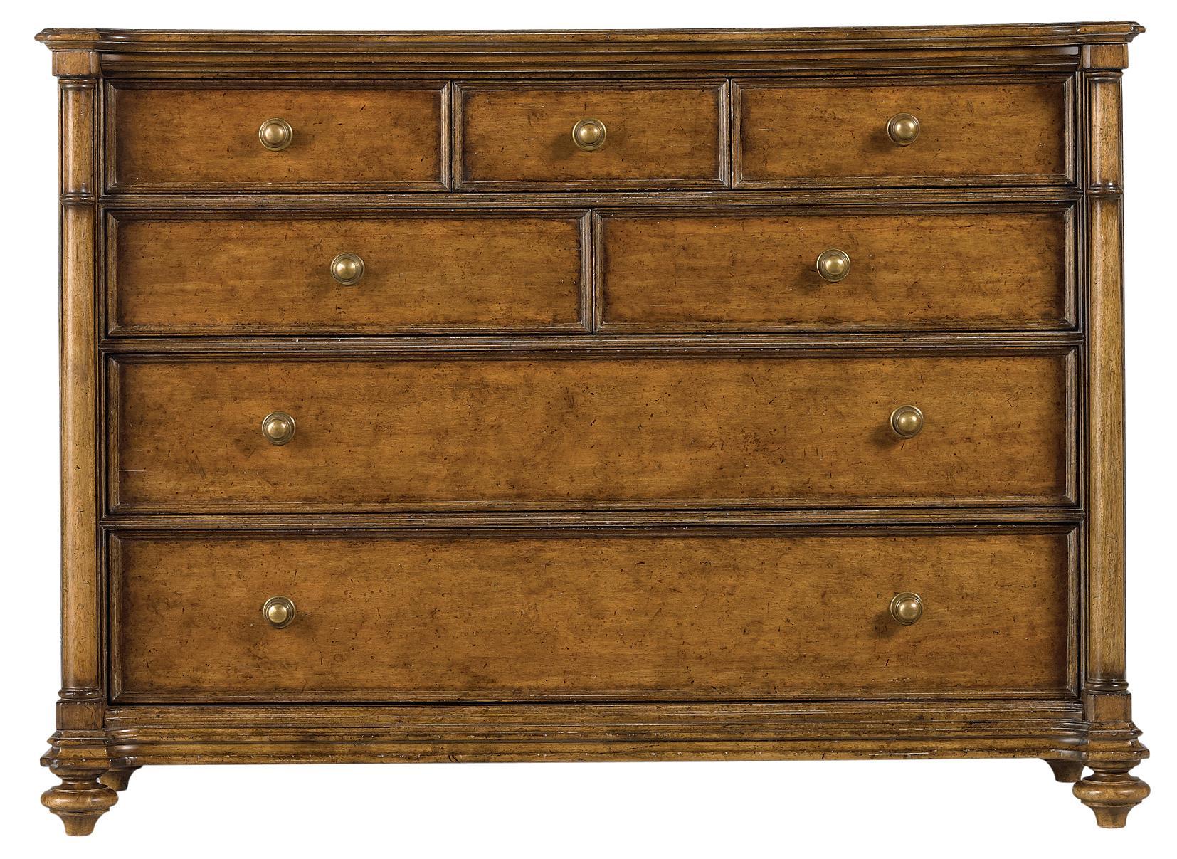 Stanley Furniture Arrondissement Belle Mode Dresser - Item Number: 222-63-05