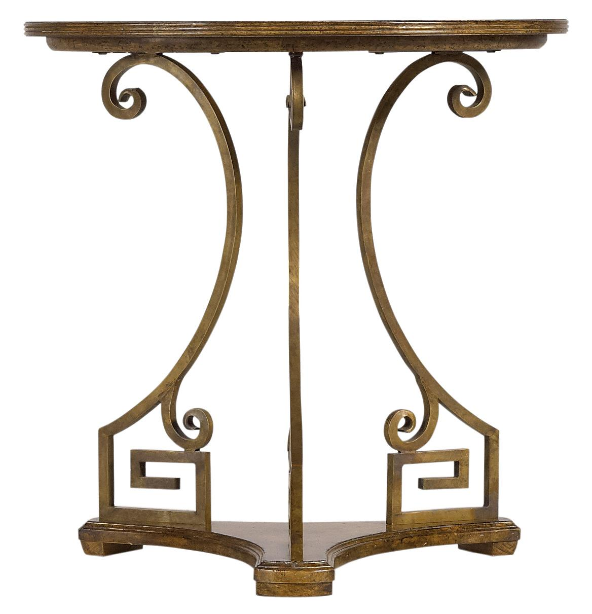 Stanley Furniture Arrondissement Clef Lamp Table - Item Number: 222-65-14