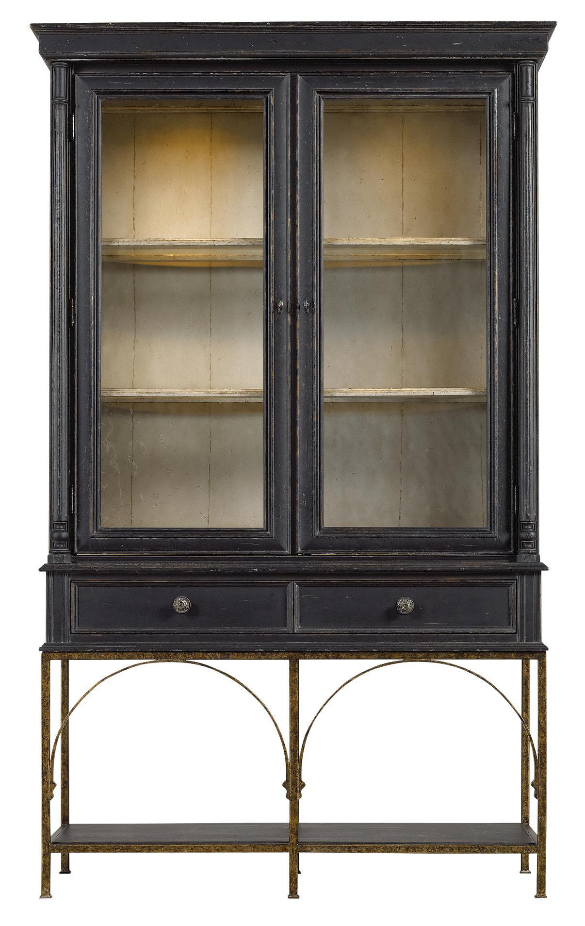 Stanley Furniture Arrondissement Salon Cercle Display Cabinet - Item Number: 222-85-10