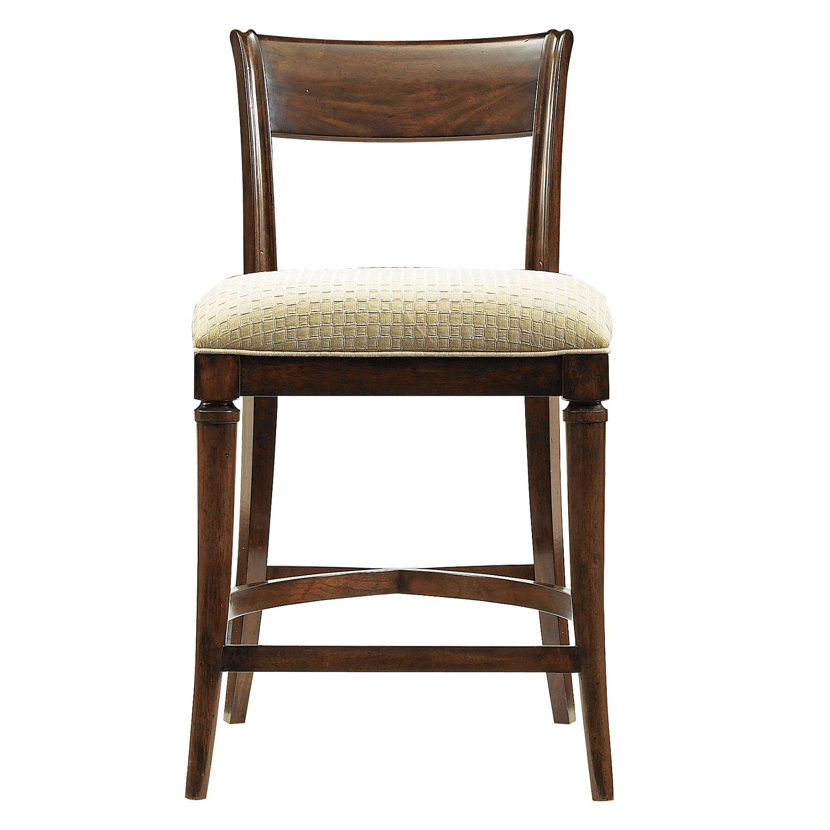 Stanley Furniture Avalon Heights Tempo Counter Stool - Item Number: 193-11-72