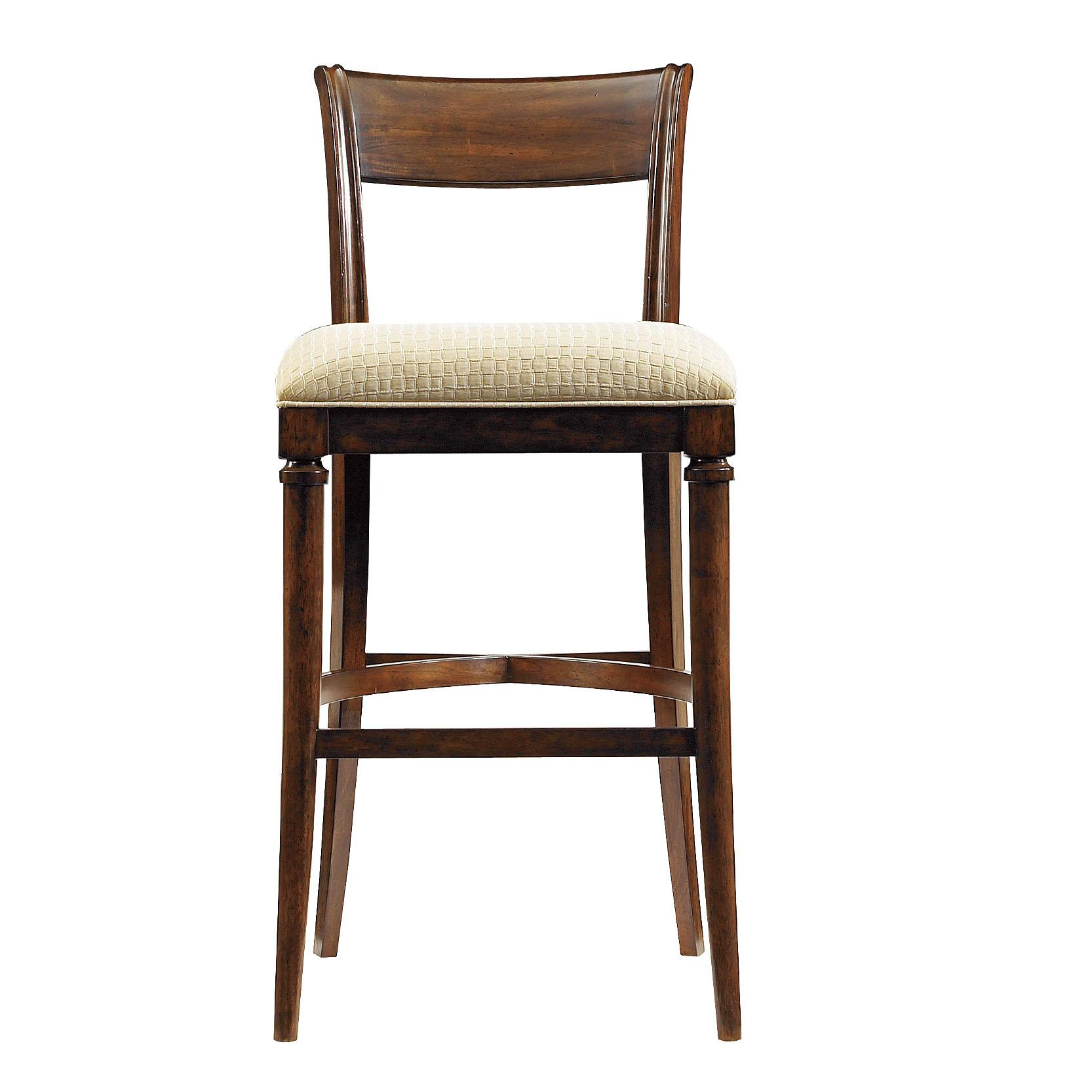 Stanley Furniture Avalon Heights Tempo Bar Stool - Item Number: 193-11-73