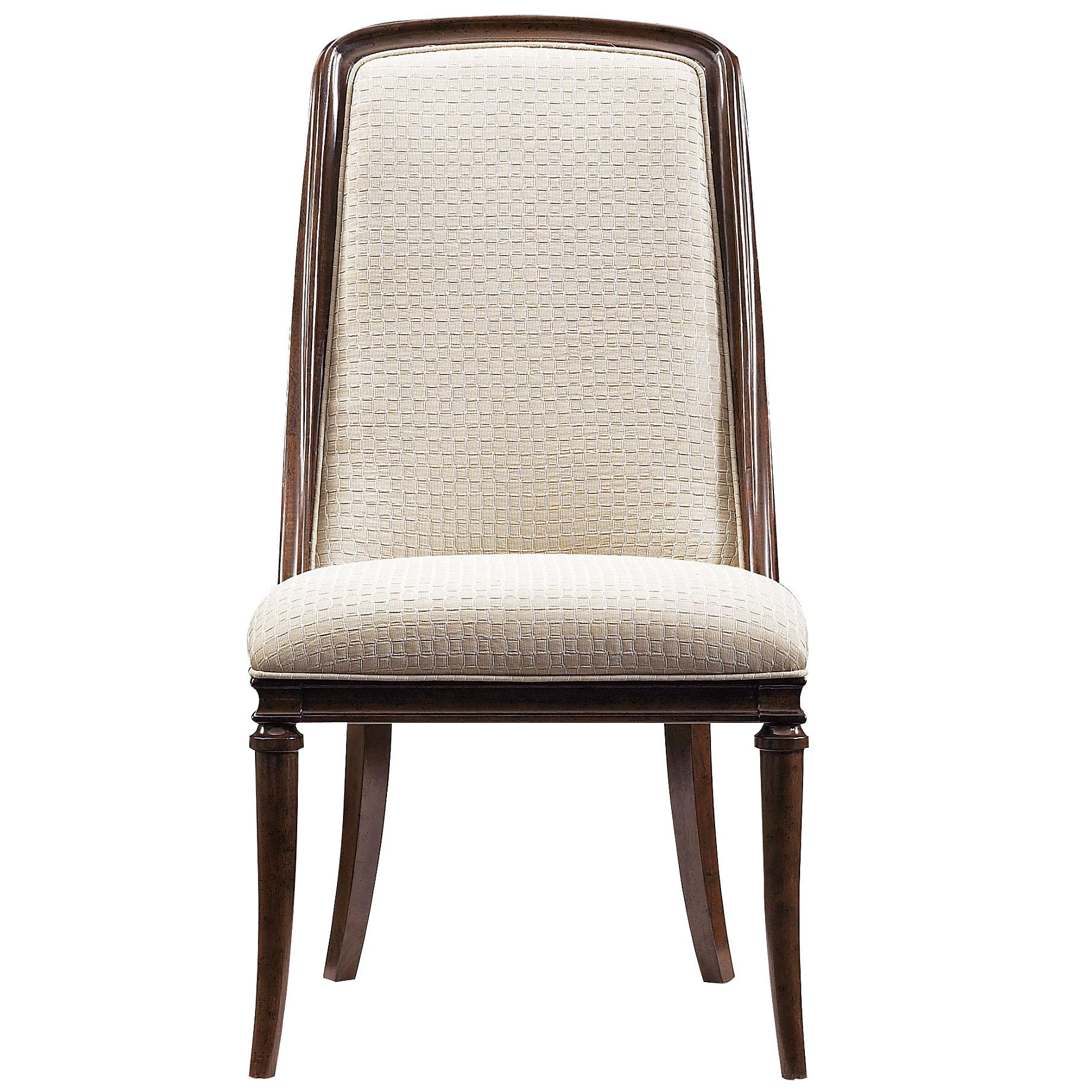 Stanley Furniture Avalon Heights Olympia Upholstered Host Chair - Item Number: 193-11-75