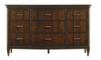 Stanley Furniture Avalon Heights Swingtime Serpentine Dresser - Item Number: 193-13-06