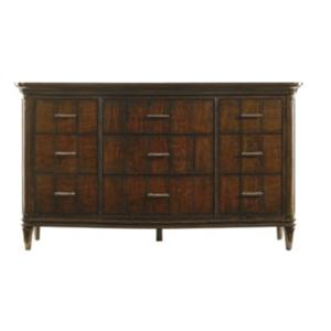Stanley Furniture Avalon Heights Swingtime Serpentine Dresser