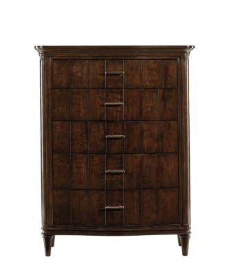 Stanley Furniture Avalon Heights Swingtime Serpentine Drawer Chest - Item Number: 193-13-13
