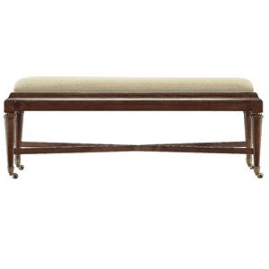 Stanley Furniture Avalon Heights Nash Bed End Bench