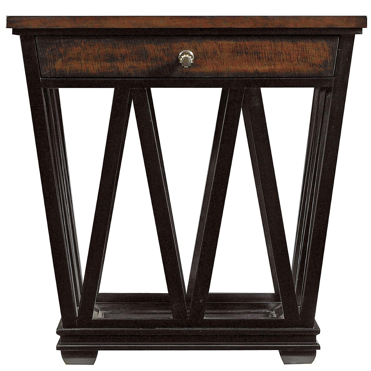 Stanley Furniture Avalon Heights Empire Drawer End Table - Item Number: 193-15-10