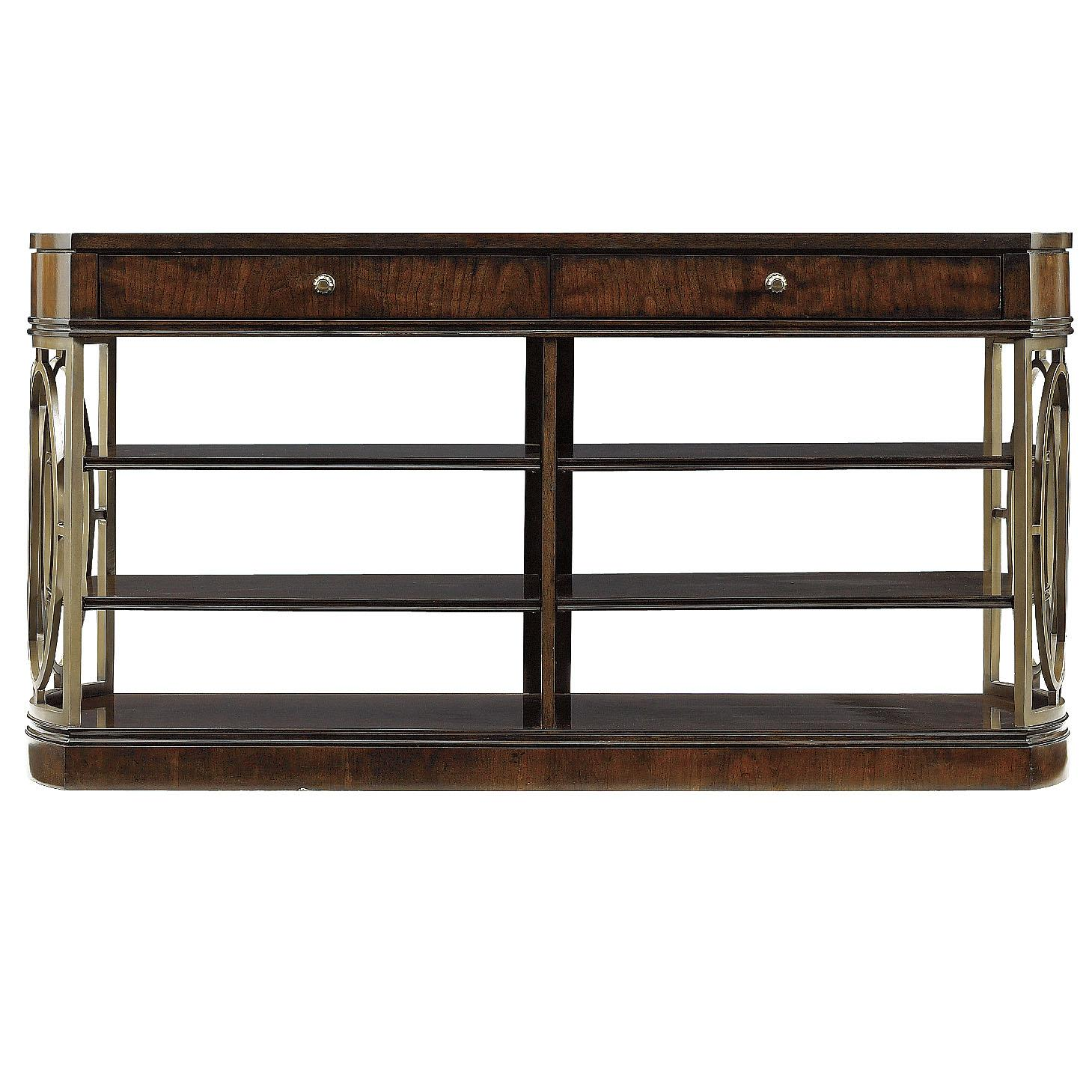 Stanley Furniture Avalon Heights Empire Media Console - Item Number: 193-17-31