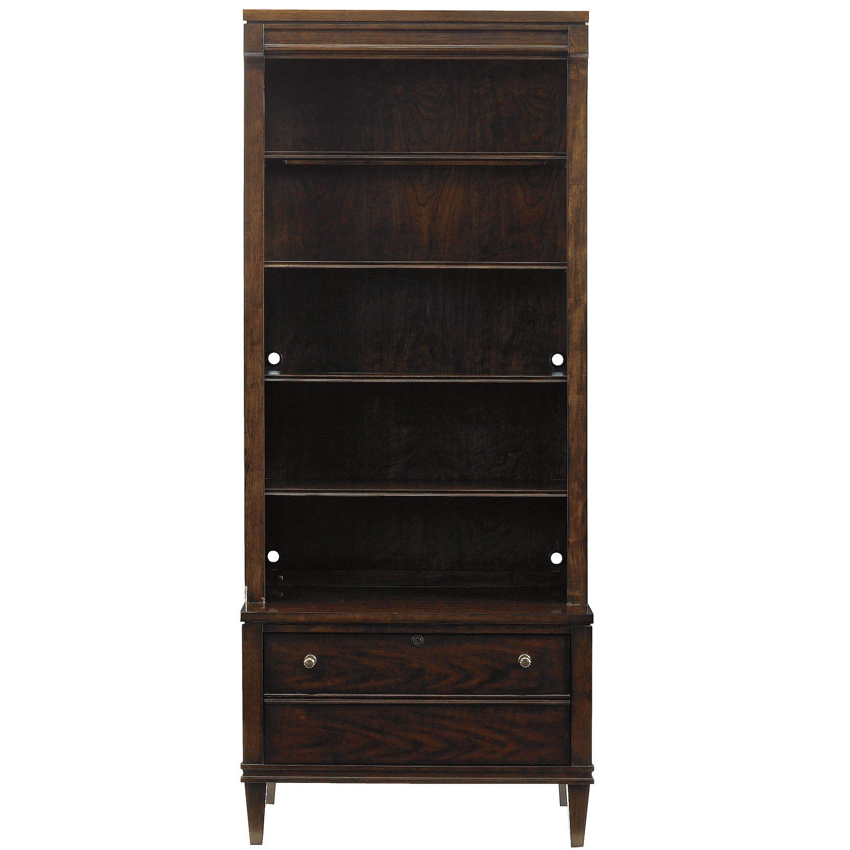 Stanley Furniture Avalon Heights Boulevard Bookcase - Item Number: 193-18-18