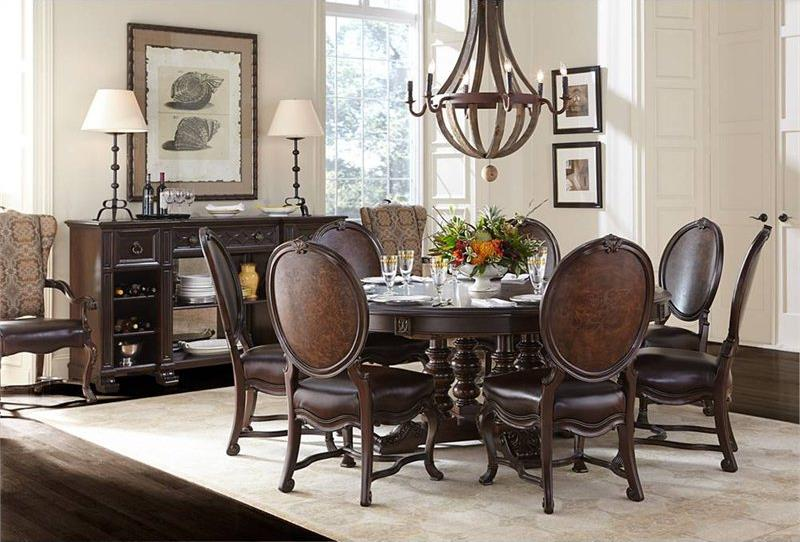 Stanley Furniture Casa D'Onore Casual Dining Room Group - Item Number: 443 Casual Dining Room Group 1