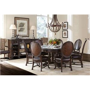 Stanley Furniture Casa D'Onore Casual Dining Room Group