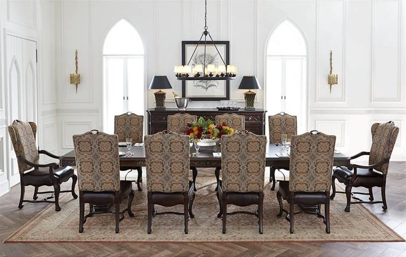 Stanley Furniture Casa D'Onore Formal Dining Room Group - Item Number: 443 Formal Dining Room Group 1