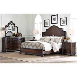 Stanley Furniture Casa D'Onore King Bedroom Group
