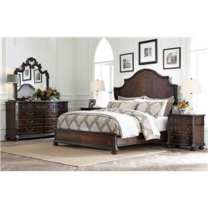 Stanley Furniture Casa D'Onore Queen Bedroom Group