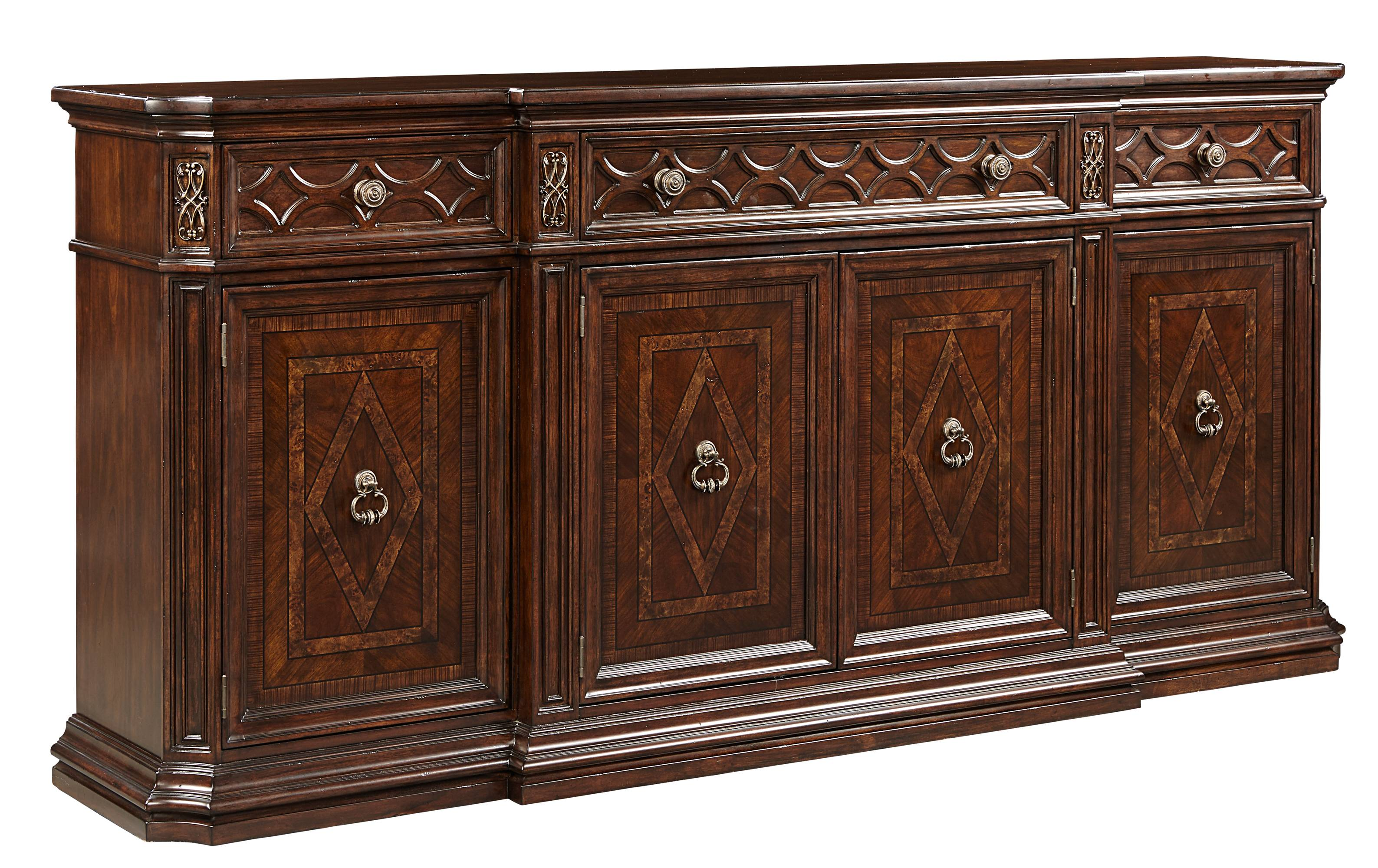 Stanley Furniture Casa D'Onore Buffet - Item Number: 443-11-05