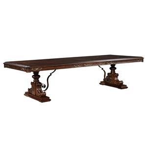Stanley Furniture Casa D'Onore Trestle Table