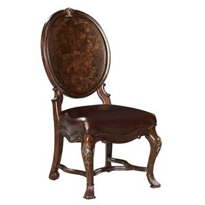 Stanley Furniture Casa D'Onore Wood Side Chair