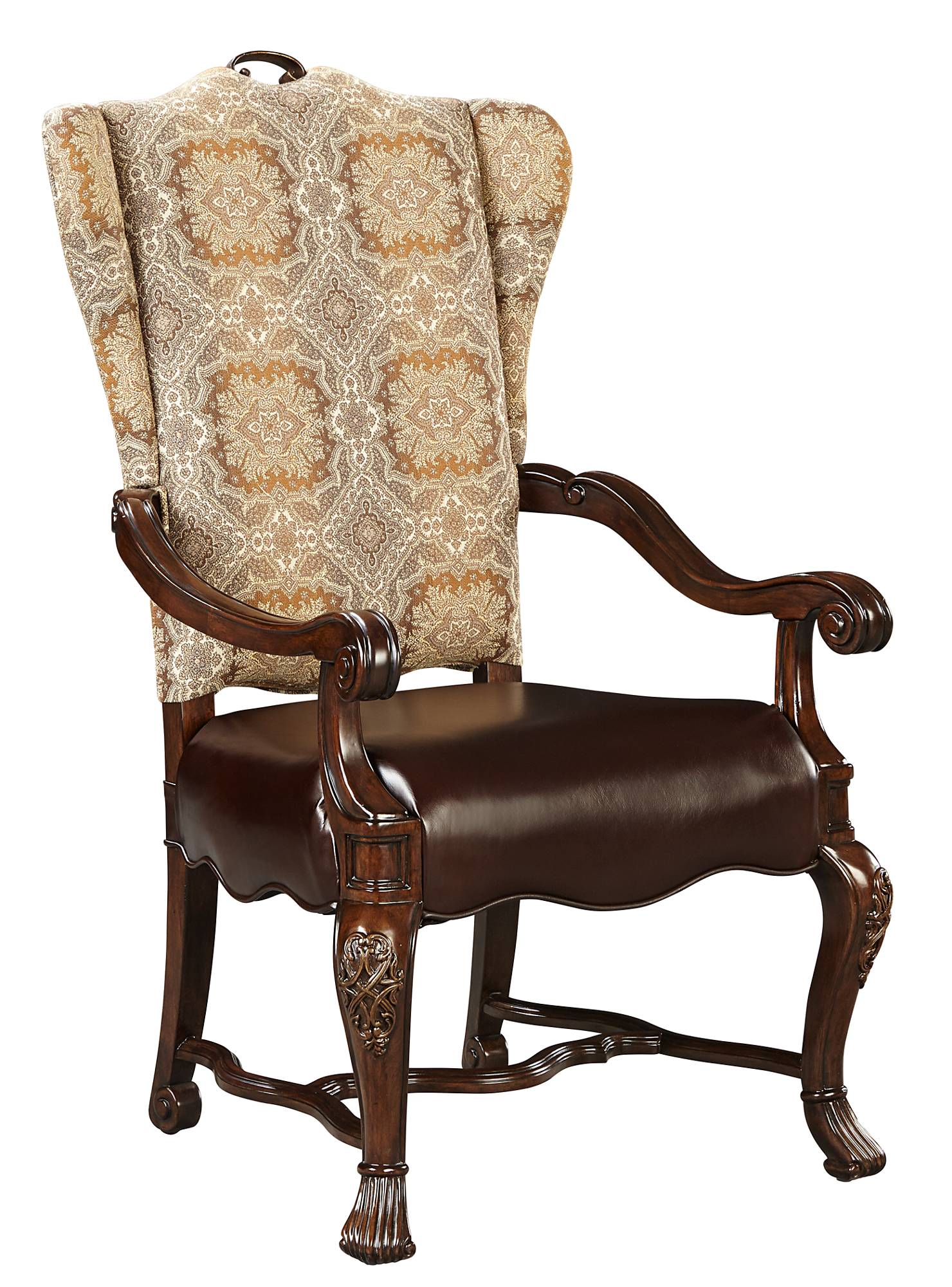 Stanley Furniture Casa D'Onore Upholstered Arm Chair - Item Number: 443-11-75