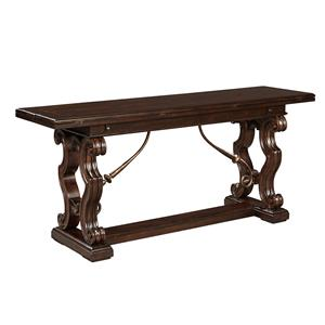 Stanley Furniture Casa D'Onore Flip Top Console