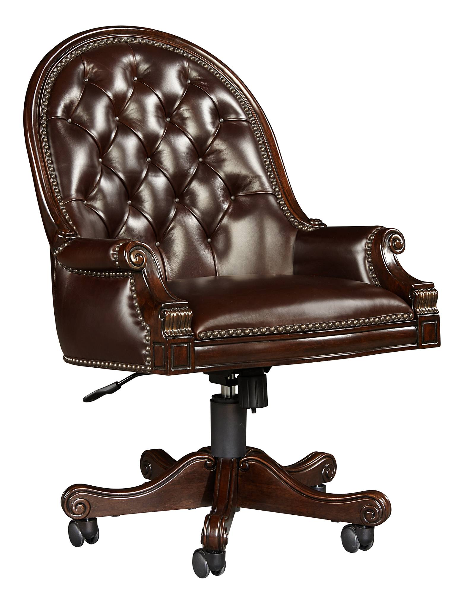 Stanley Furniture Casa D'Onore Executive Desk Chair - Item Number: 443-15-75