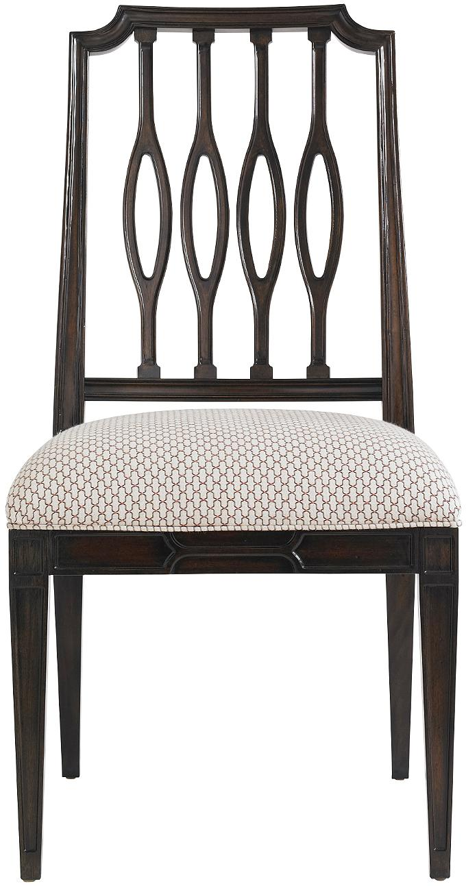 Stanley Furniture Charleston Regency Cooper Dining Side Chair - Item Number: 302-11-60