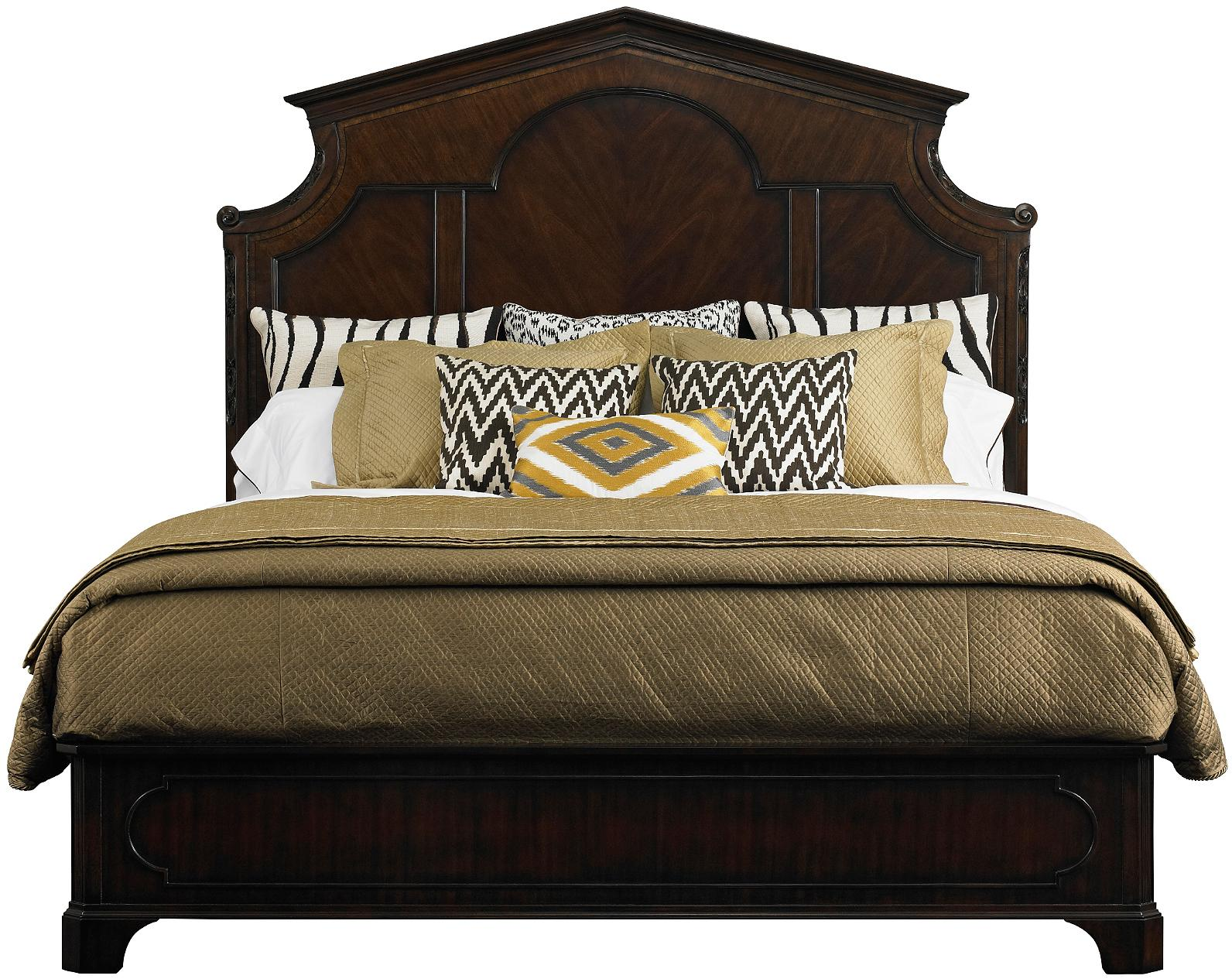 Stanley Furniture Charleston Regency Queen Cathedral Bed - Item Number: 302-13-40