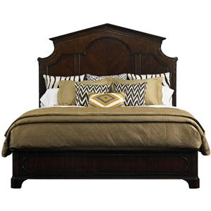 Stanley Furniture Charleston Regency Queen Cathedral Bed