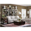 Stanley Furniture Charleston Regency Carolina End Table with Rosette Details