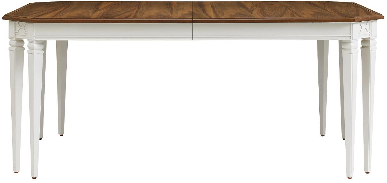 Charleston Regency Drayton Eight Leg Dining Table With 24 Inch Leaf By  Stanley Furniture
