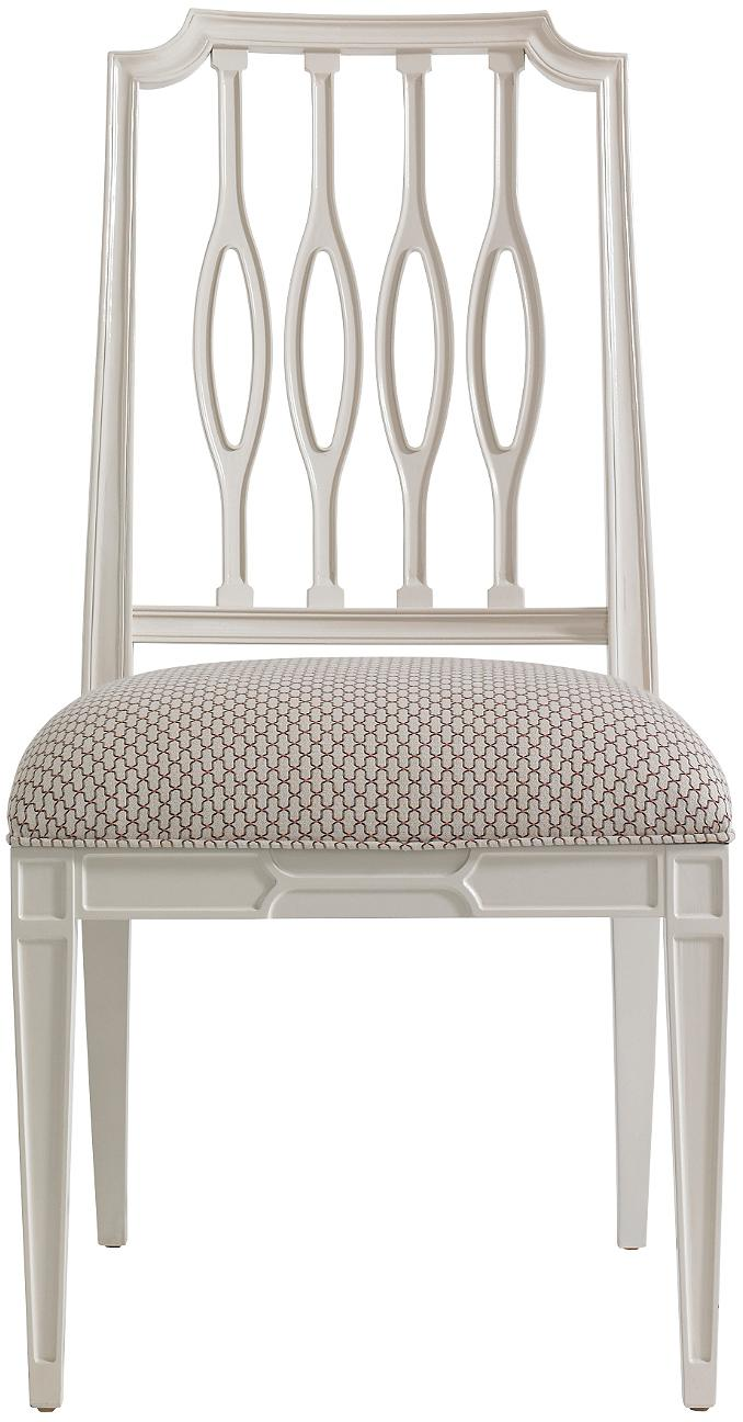 Stanley Furniture Charleston Regency Cooper Dining Side Chair - Item Number: 302-21-60