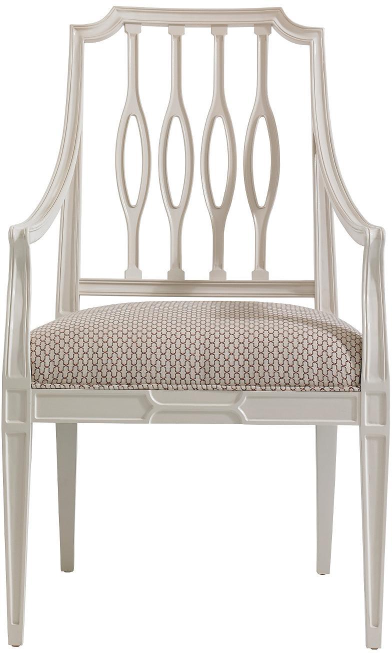 Stanley Furniture Charleston Regency Cooper Dining Arm Chair - Item Number: 302-21-70