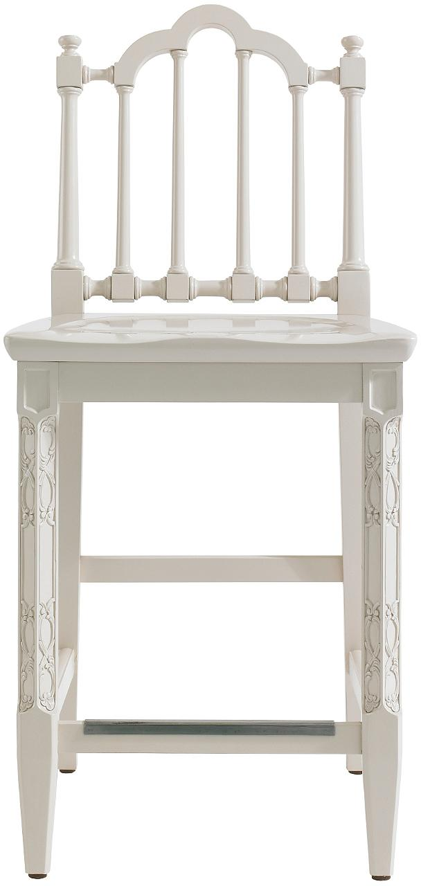 Stanley Furniture Charleston Regency Chippendale Counter Stool - Item Number: 302-21-72