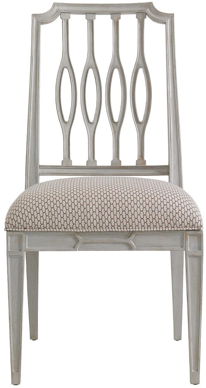 Stanley Furniture Charleston Regency Cooper Dining Side Chair - Item Number: 302-51-60