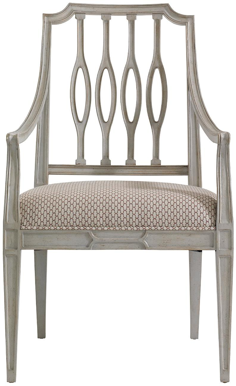 Stanley Furniture Charleston Regency Cooper Dining Arm Chair - Item Number: 302-51-70