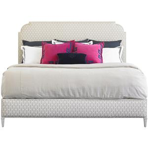 Stanley Furniture Charleston Regency Queen Peninsula Bed
